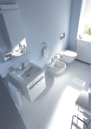 duravit serie starck 3 lavabos inodoros bid s y urinarios de duravit. Black Bedroom Furniture Sets. Home Design Ideas