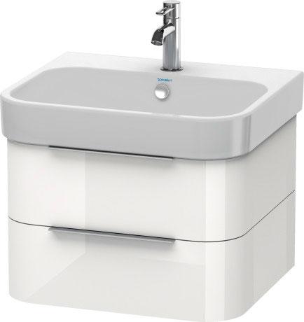 Duravit happy d 2 muebles de ba o mueble lavabo - Mueble lavabo suspendido ...
