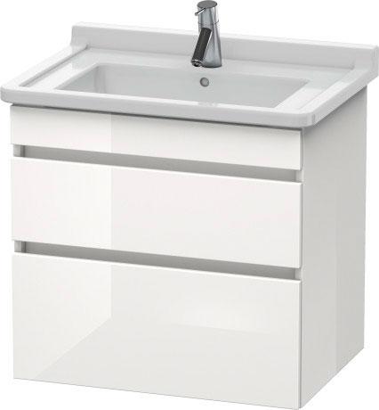 Duravit durastyle muebles de ba o mueble lavabo - Mueble lavabo suspendido ...