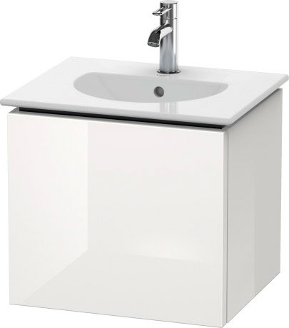 Duravit delos muebles de ba o mueble lavabo suspendido - Mueble lavabo suspendido ...