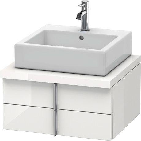 Duravit vero muebles de ba o mueble lavabo bajo encimera for Lavabo bajo encimera
