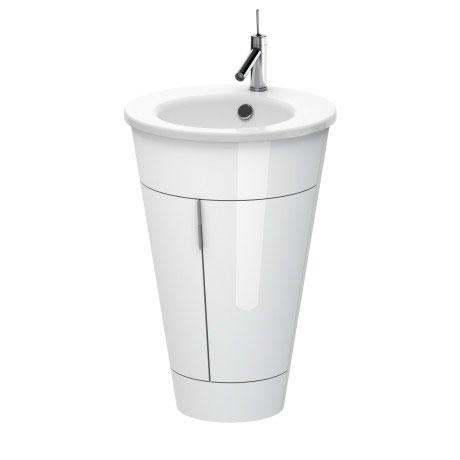 Duravit starck muebles muebles de ba o mueble lavabo al for Mueble lavabo desague suelo
