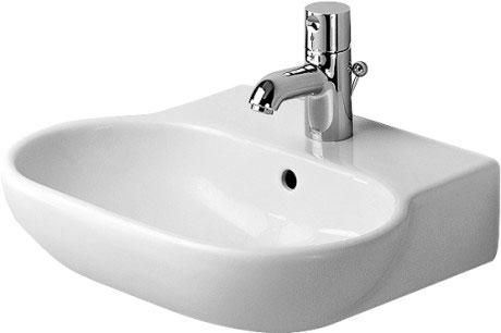 Duravit foster lavabos lavamanos 041947 de duravit for Lavamanos empotrados