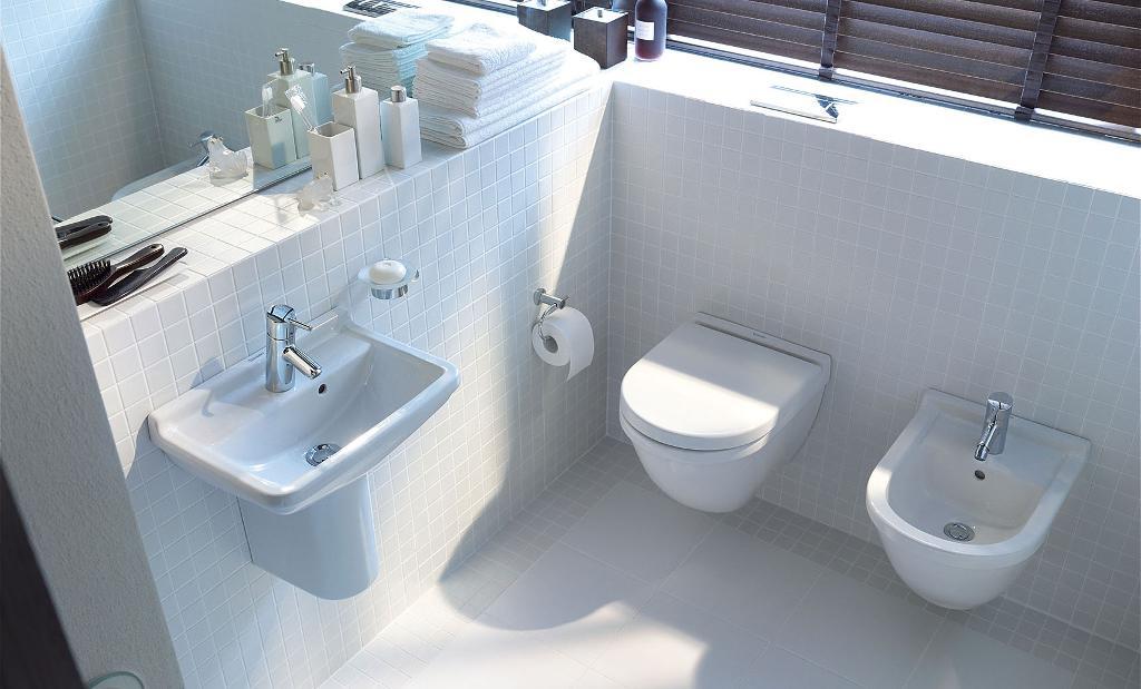 Baños de cortesía - ideas para el perfecto baño de cortesía. | Duravit