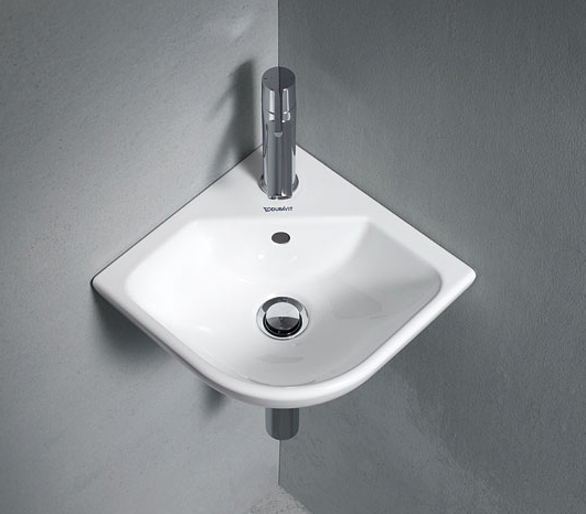 Me by starck individuelle badm bel duravit for Lavabo profundo