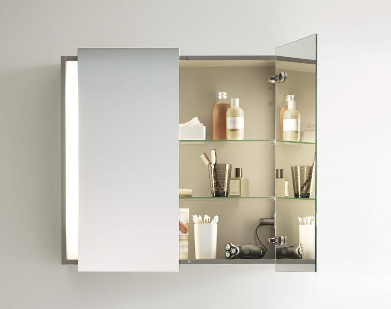Spiegelschränke & Spiegel mit Beleuchtung | Duravit